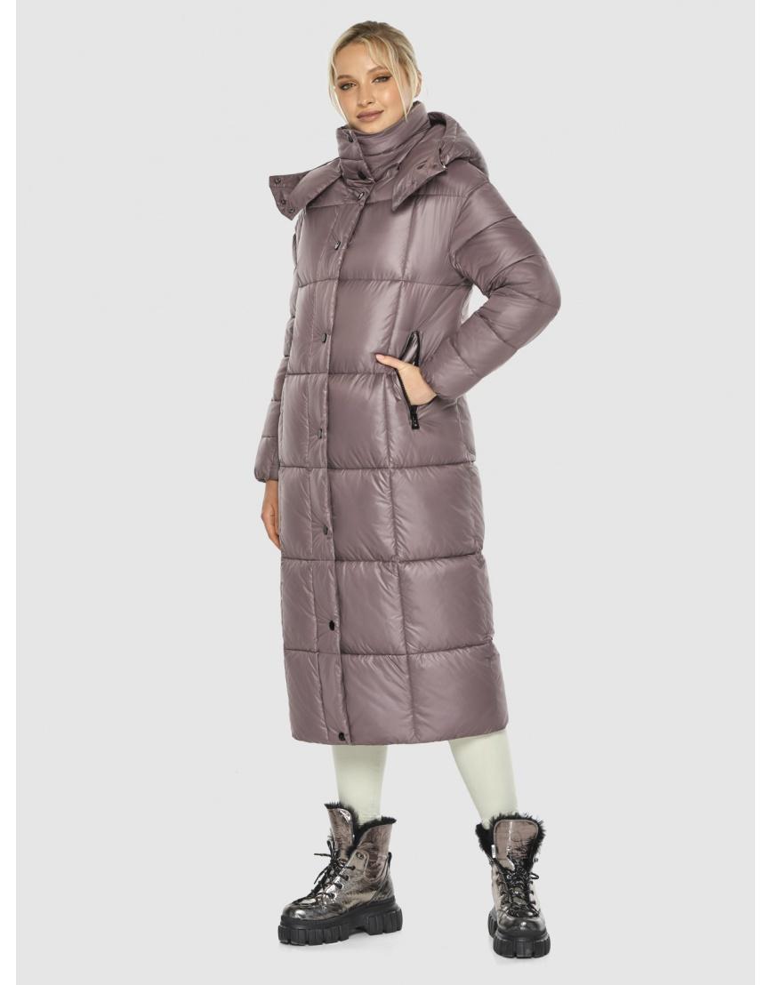 Пудровая стильная женская куртка Kiro Tokao 60052 фото 3
