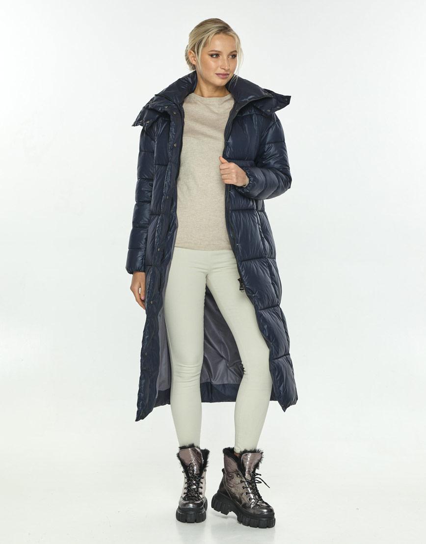 Куртка женская практичная Kiro Tokao синяя 60052 фото 2