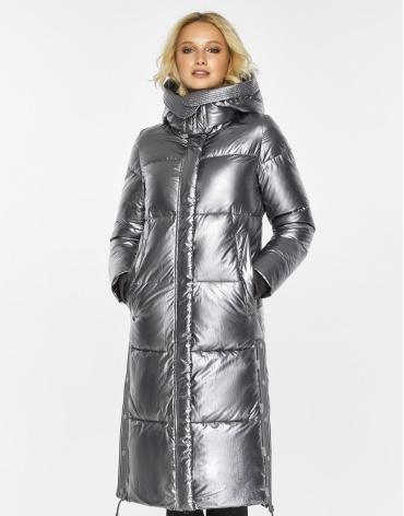 Воздуховик женский Braggart брендовый цвет серебро модель 42650