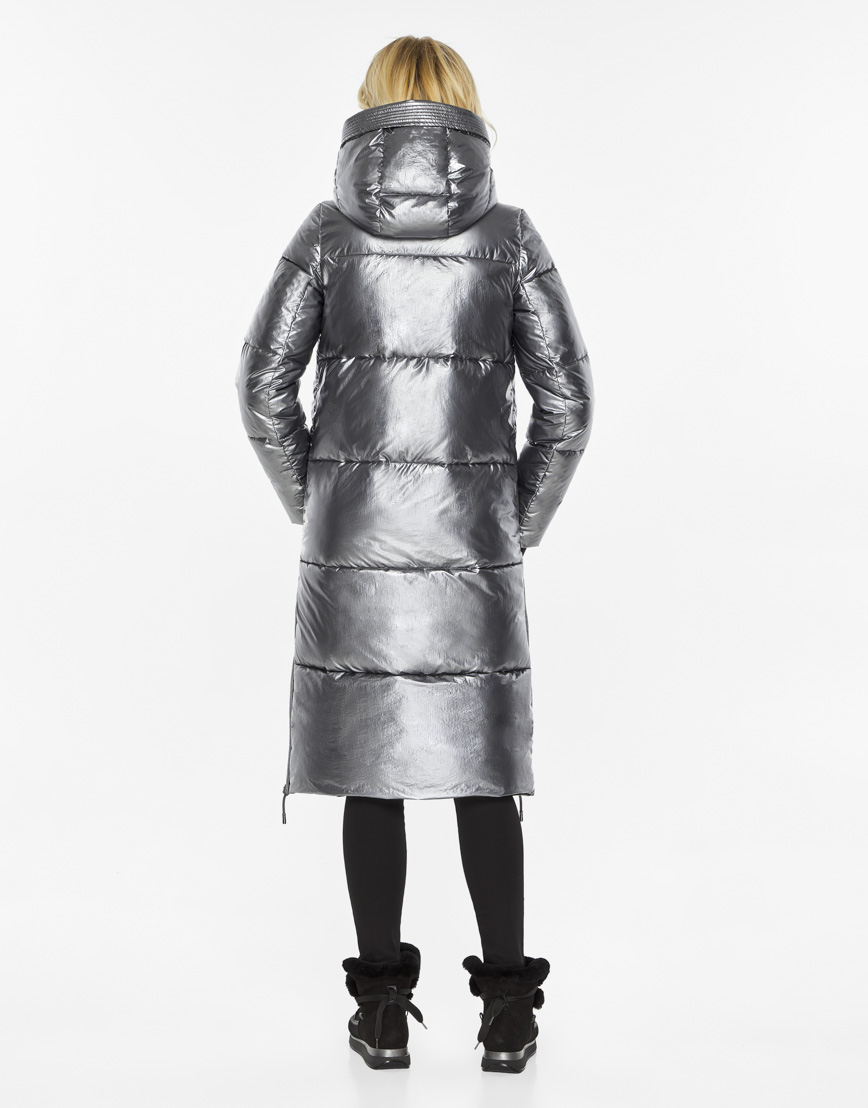 Воздуховик женский Braggart брендовый цвет серебро модель 42650 фото 6
