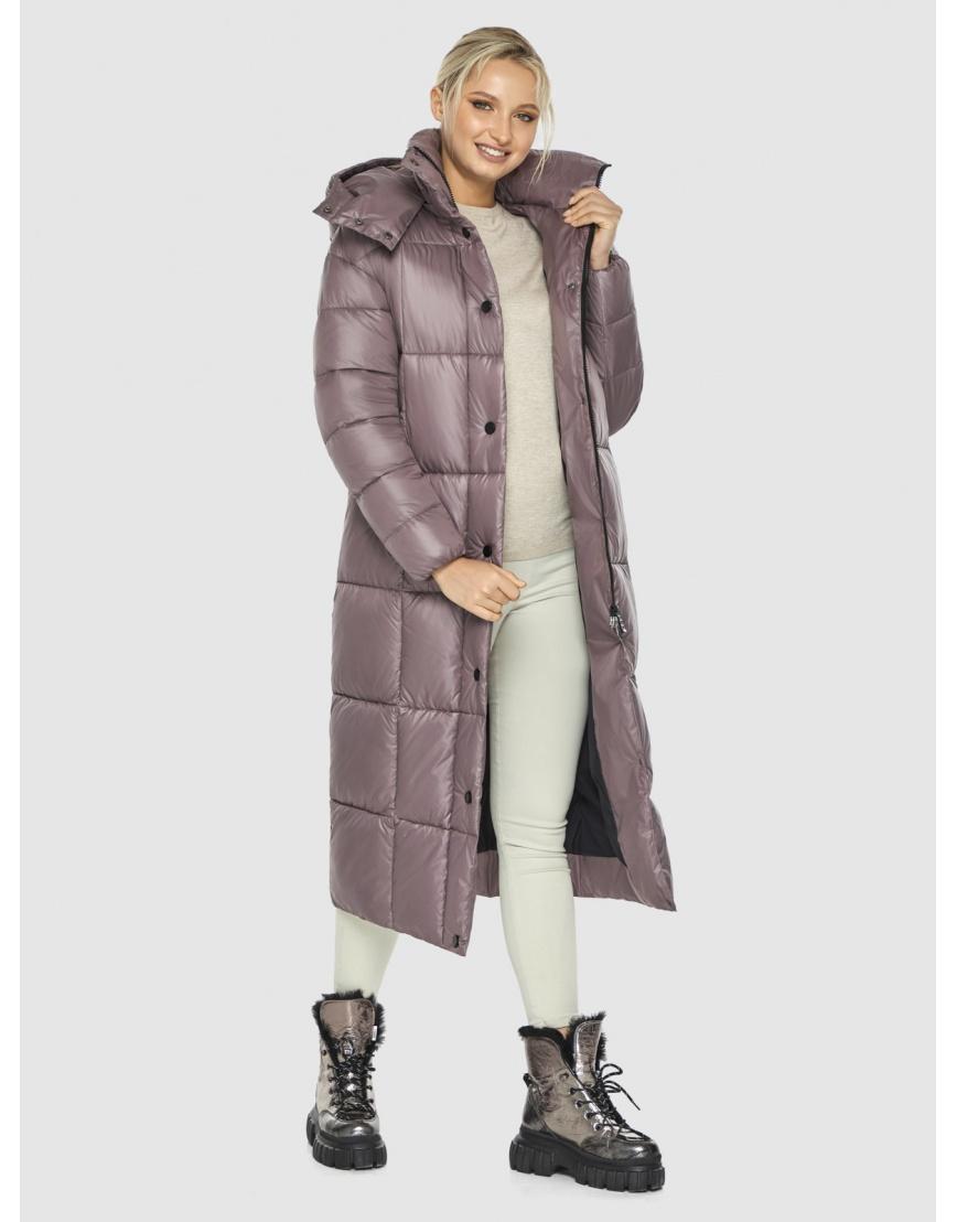 Пудровая стильная женская куртка Kiro Tokao 60052 фото 2