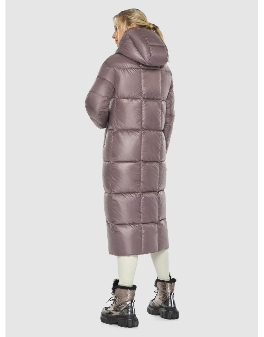 Пудровая стильная женская куртка Kiro Tokao 60052 фото 5