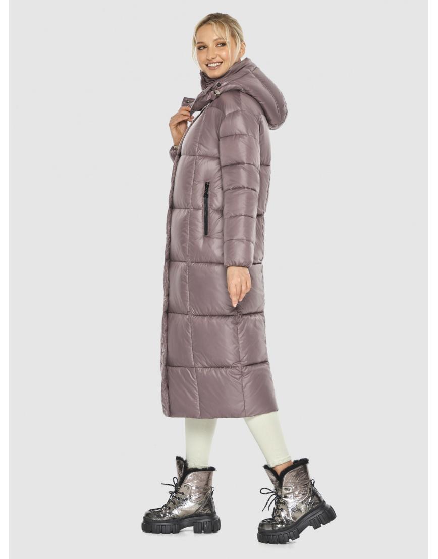 Пудровая стильная женская куртка Kiro Tokao 60052 фото 4