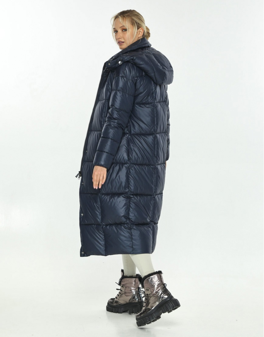 Куртка женская практичная Kiro Tokao синяя 60052 фото 3