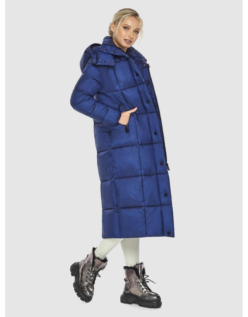 Синяя женская куртка Kiro Tokao 60052 фото 2