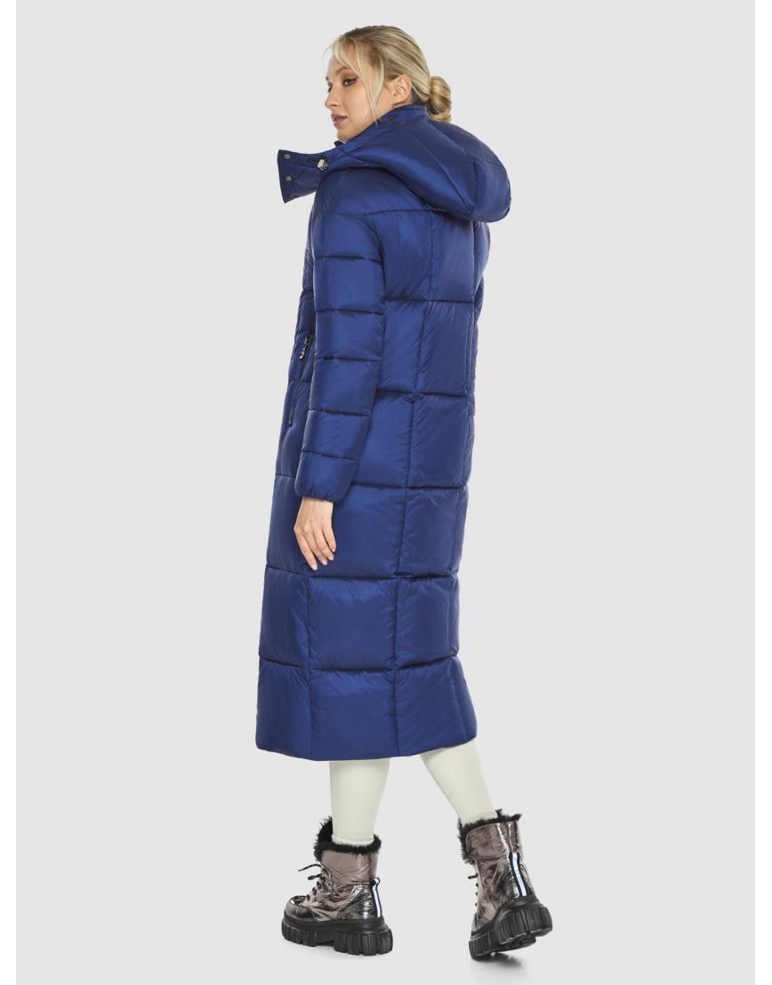 Синяя женская куртка Kiro Tokao 60052 фото 4