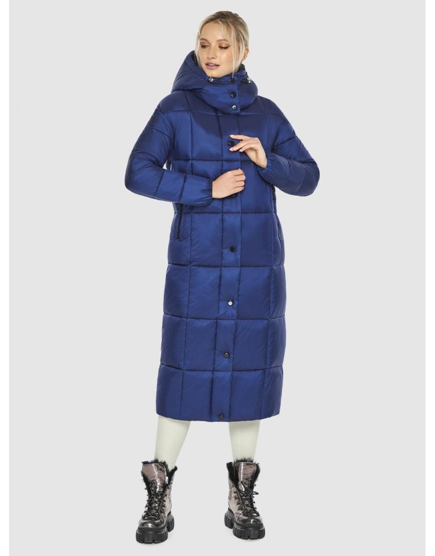 Синяя женская куртка Kiro Tokao 60052 фото 3