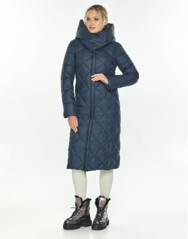 Комфортная женская синяя куртка Kiro Tokao 60074 фото 1