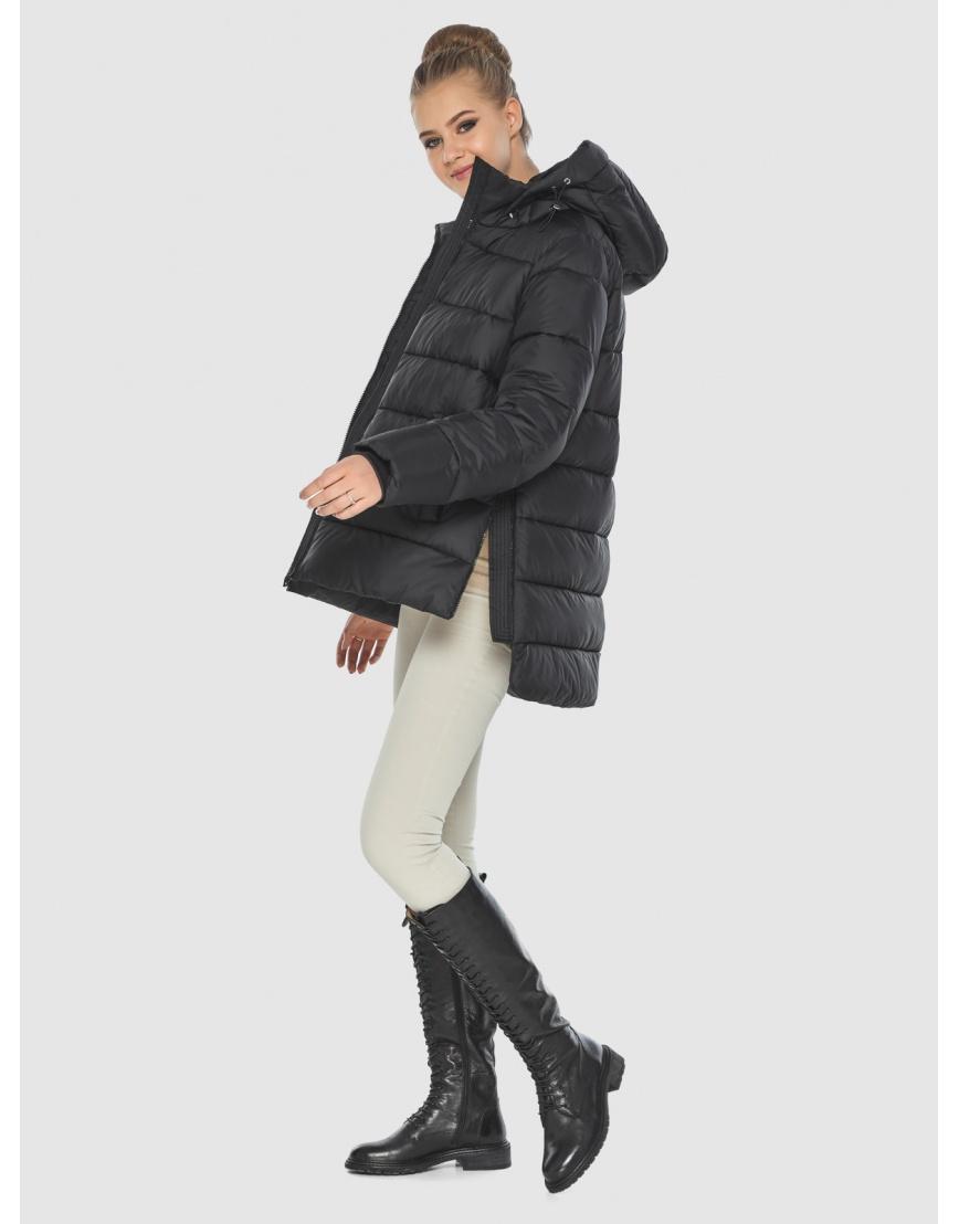 Оригинальная женская курточка Tiger Force чёрная TF-50264 фото 3