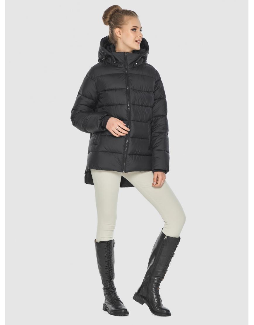 Оригинальная женская курточка Tiger Force чёрная TF-50264 фото 6