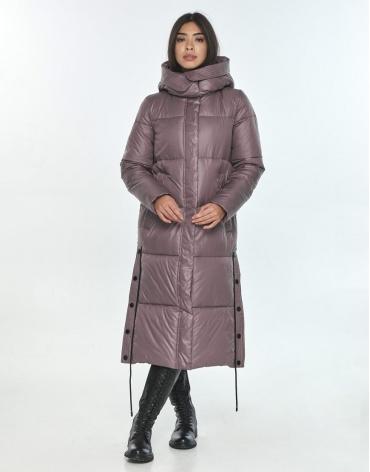 Зимняя пудровая куртка Moc женская модная M6874 фото 1