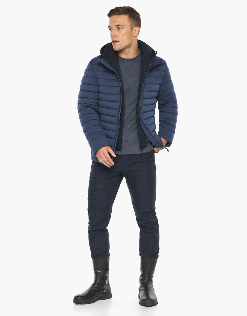 Воздуховик мужской зимний Braggart оригинальный цвет джинс модель 48210 фото 1