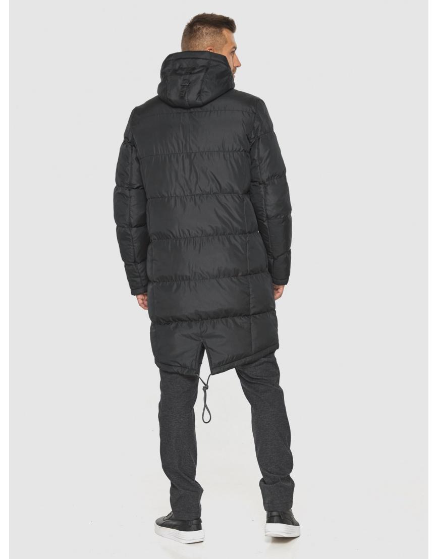 Зимняя куртка с манжетами мужская Tiger Force чёрная 2813 фото 7