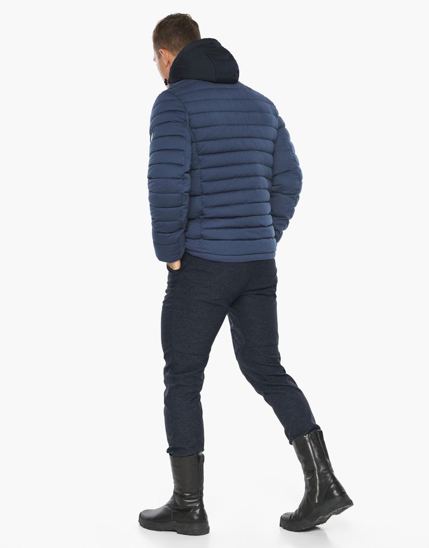 Воздуховик мужской зимний Braggart оригинальный цвет джинс модель 48210 фото 7
