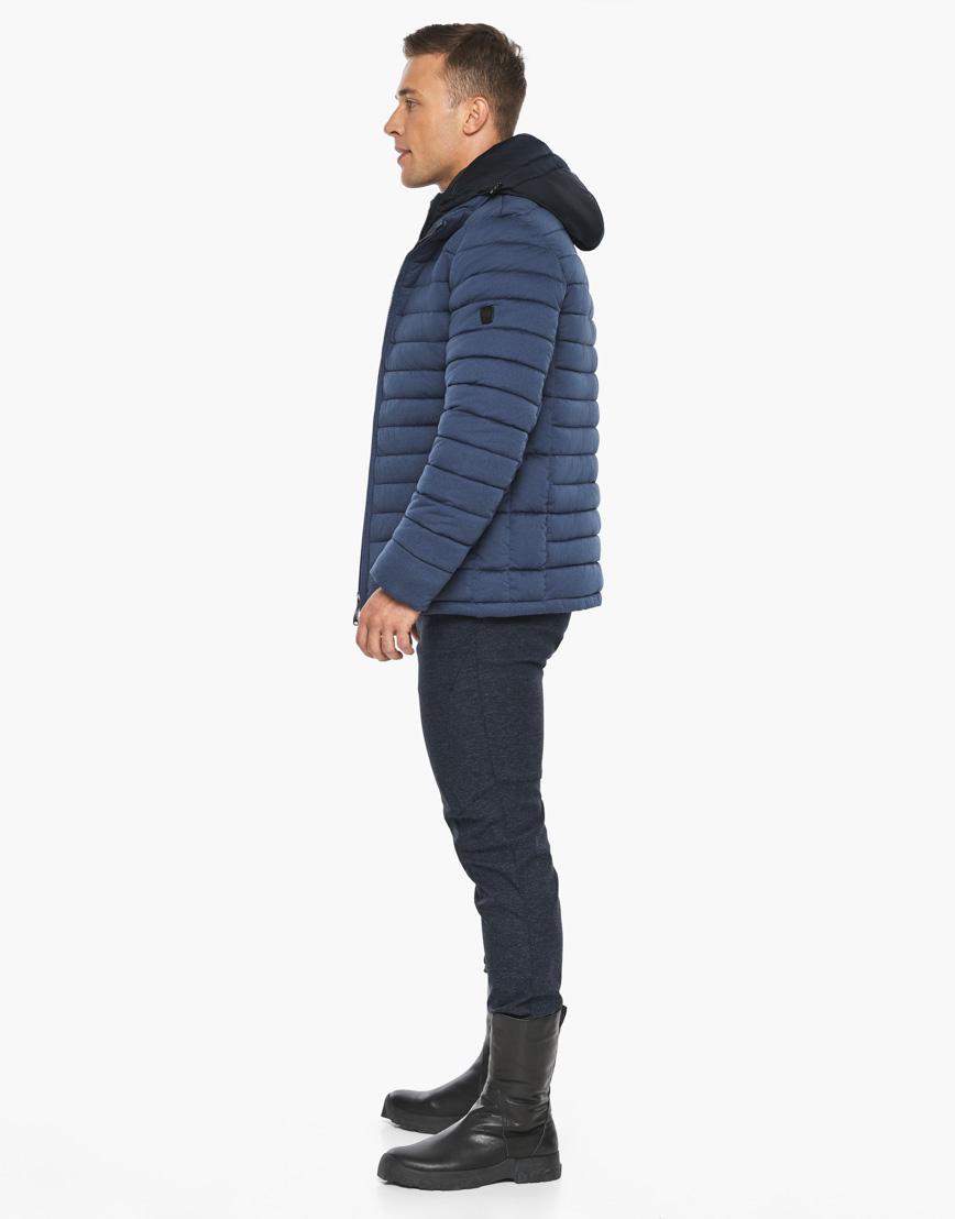 Воздуховик мужской зимний Braggart оригинальный цвет джинс модель 48210 фото 6