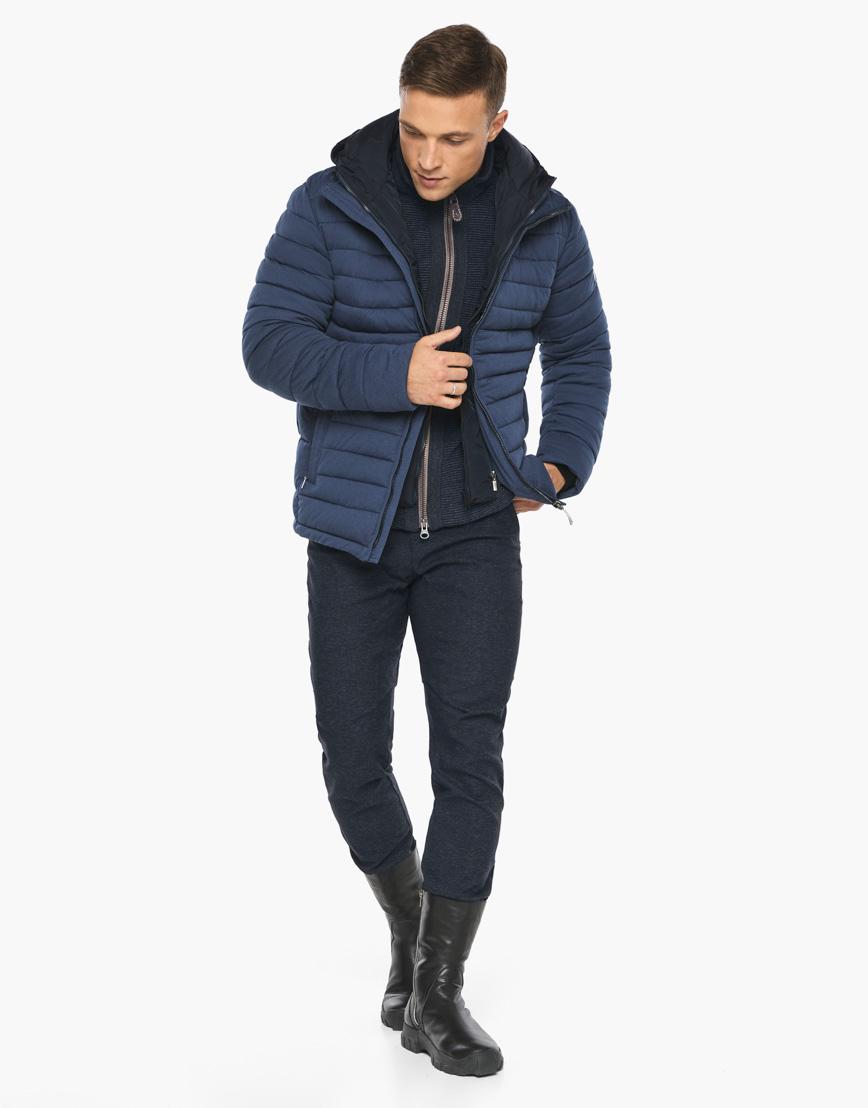 Воздуховик мужской зимний Braggart оригинальный цвет джинс модель 48210 фото 4
