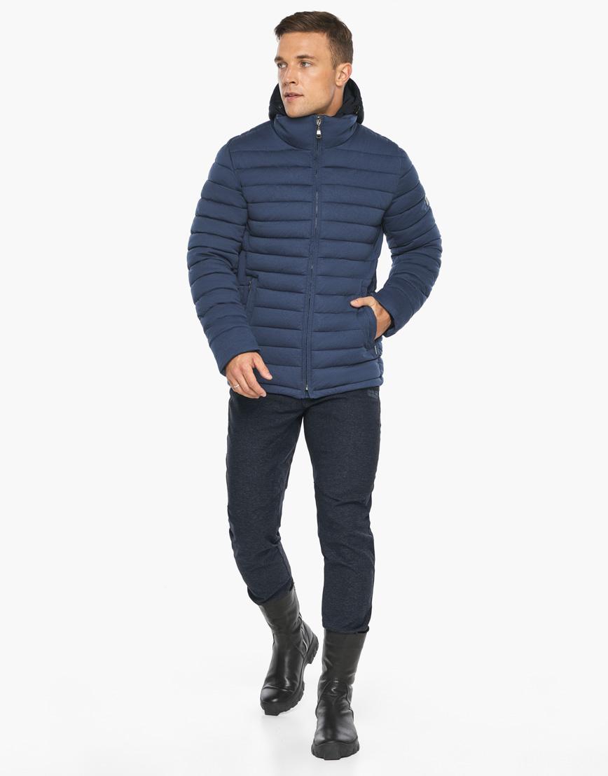 Воздуховик мужской зимний Braggart оригинальный цвет джинс модель 48210 фото 5