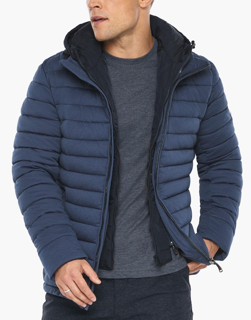 Воздуховик мужской зимний Braggart оригинальный цвет джинс модель 48210 фото 8