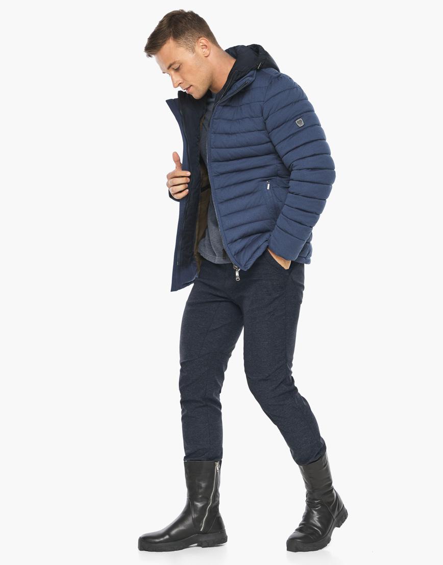 Воздуховик мужской зимний Braggart оригинальный цвет джинс модель 48210 фото 3