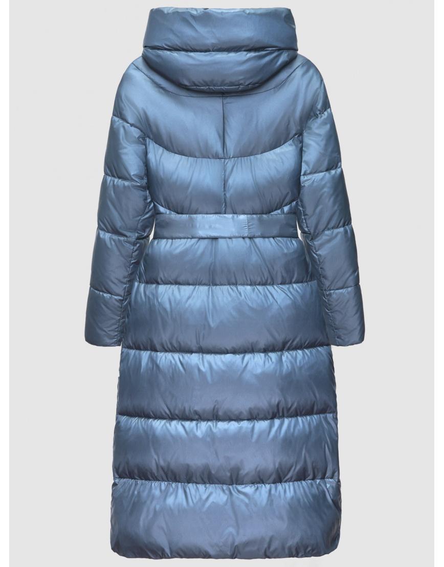 40 (3XS) – последний размер – куртка с капюшоном зимняя синяя женская Braggart 200060 фото 2