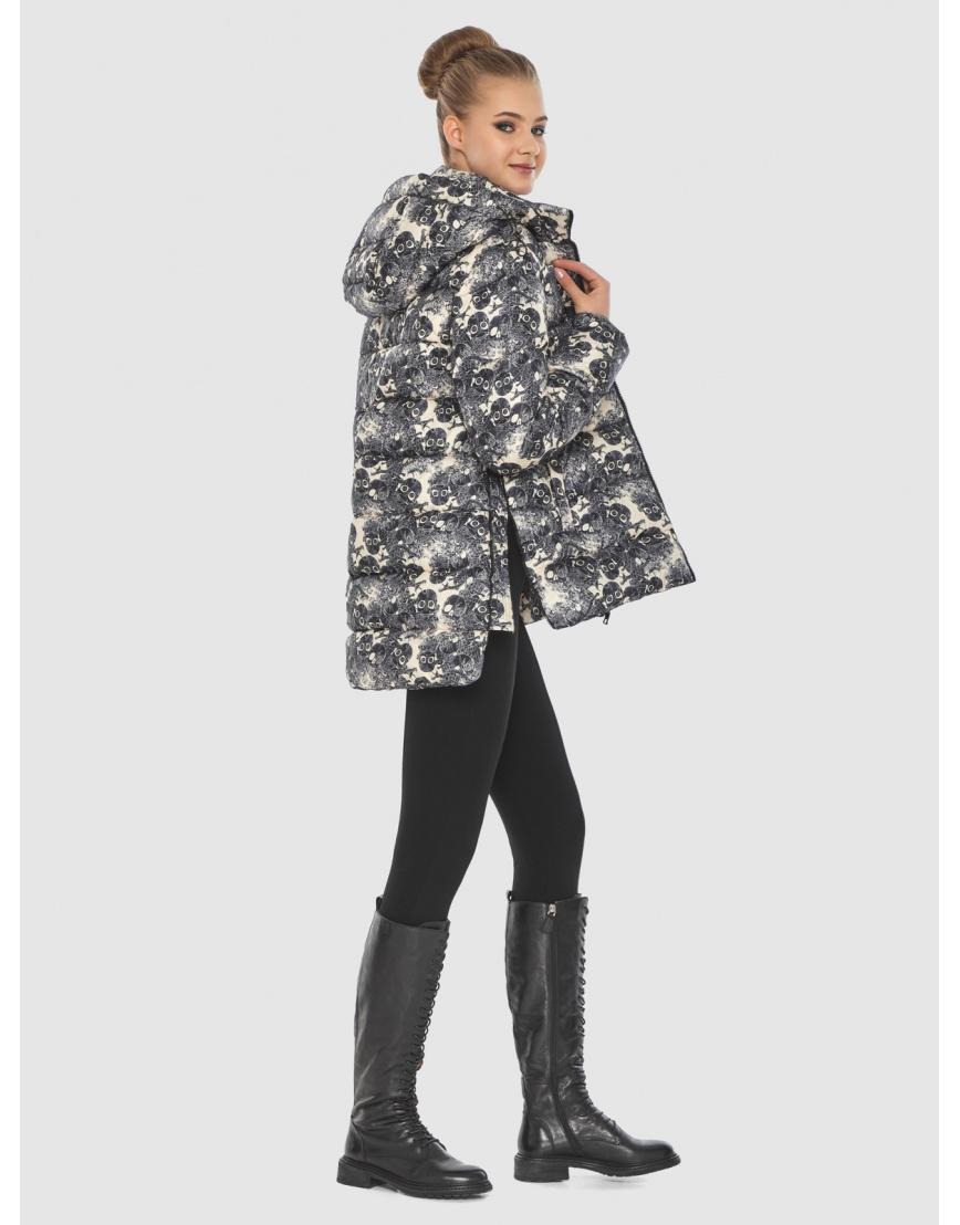 Куртка с рисунком короткая женская Tiger Force TF-50264 фото 4