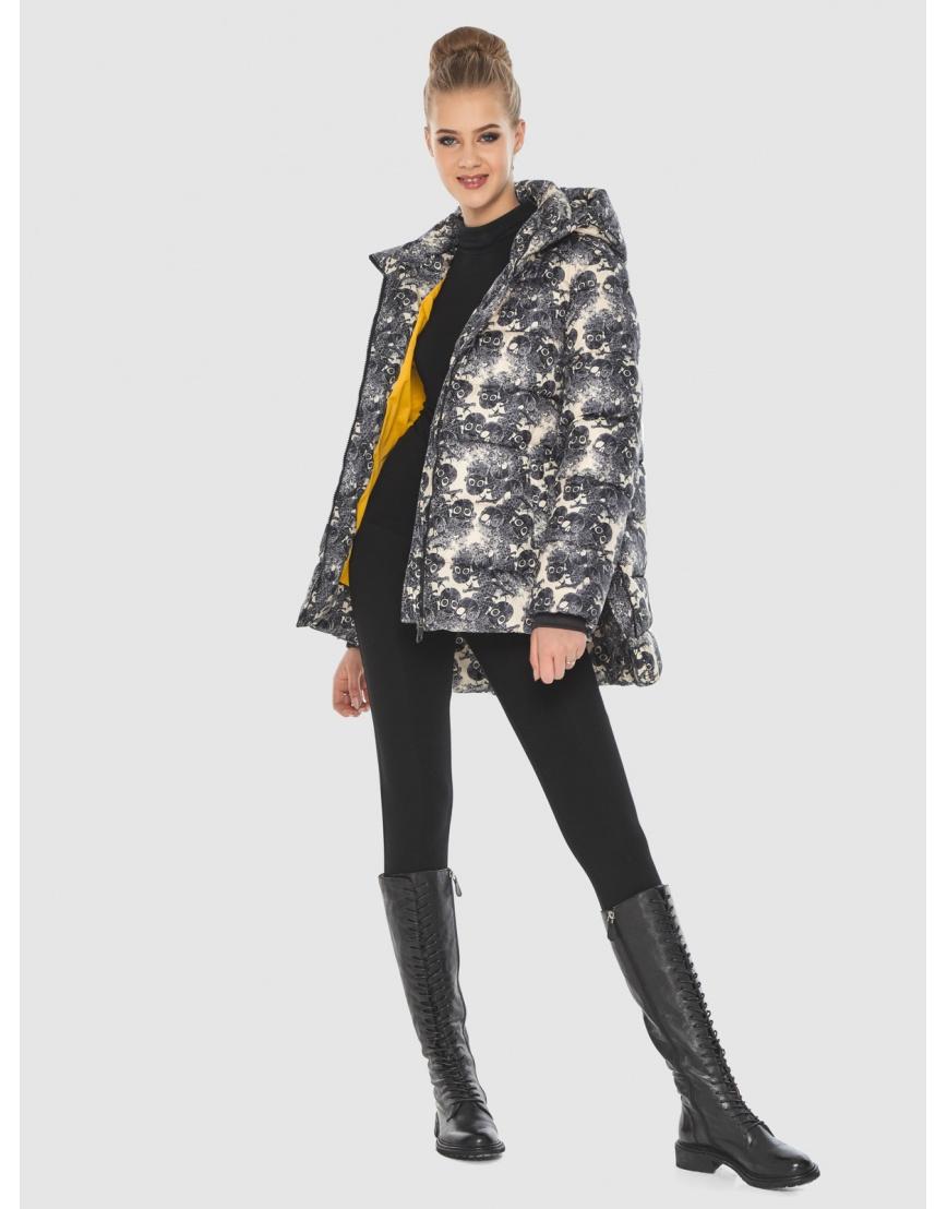 Куртка с рисунком короткая женская Tiger Force TF-50264 фото 6