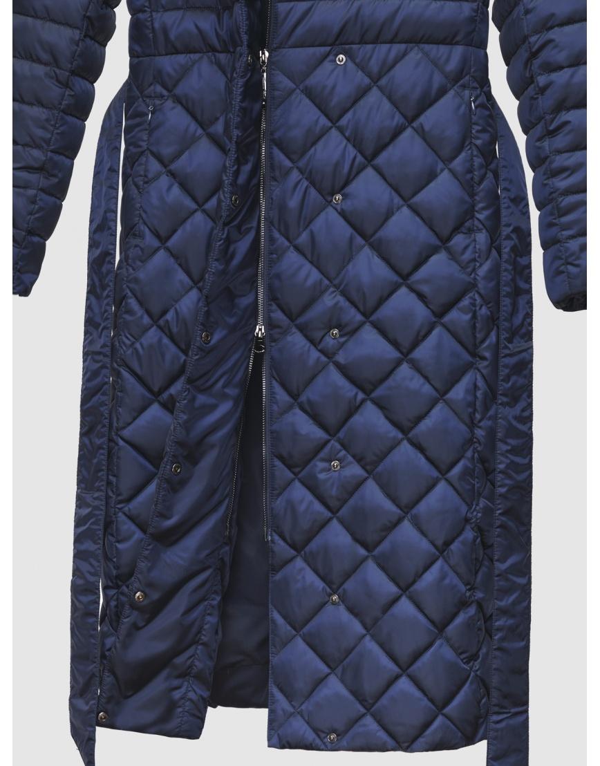44 (XS) – последний размер – синяя куртка стёганая женская Braggart зимняя 200061 фото 4