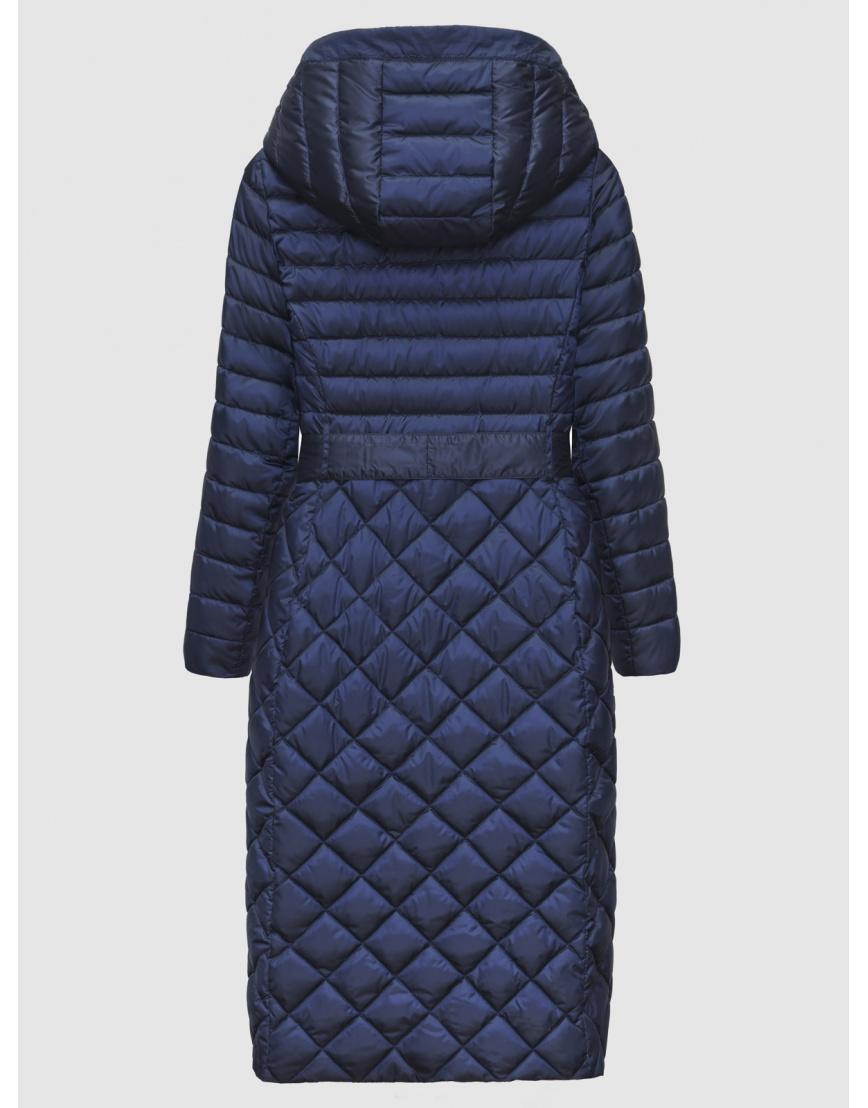 44 (XS) – последний размер – синяя куртка стёганая женская Braggart зимняя 200061 фото 2