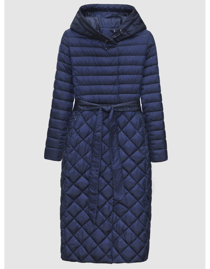 44 (XS) – последний размер – синяя куртка стёганая женская Braggart зимняя 200061 фото 1