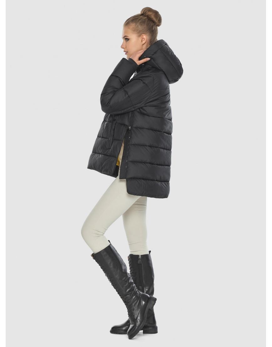 Куртка с молниями женская Tiger Force чёрная TF-50264 фото 1