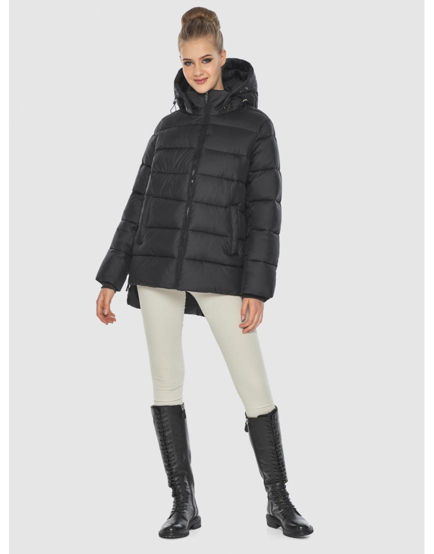 Куртка с молниями женская Tiger Force чёрная TF-50264 фото 5