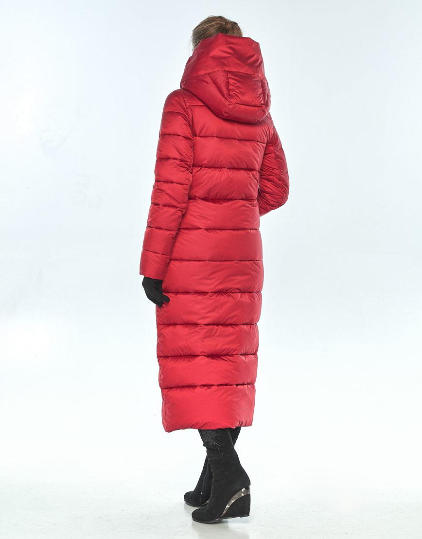Женская красная куртка Ajento 23046 фото 3