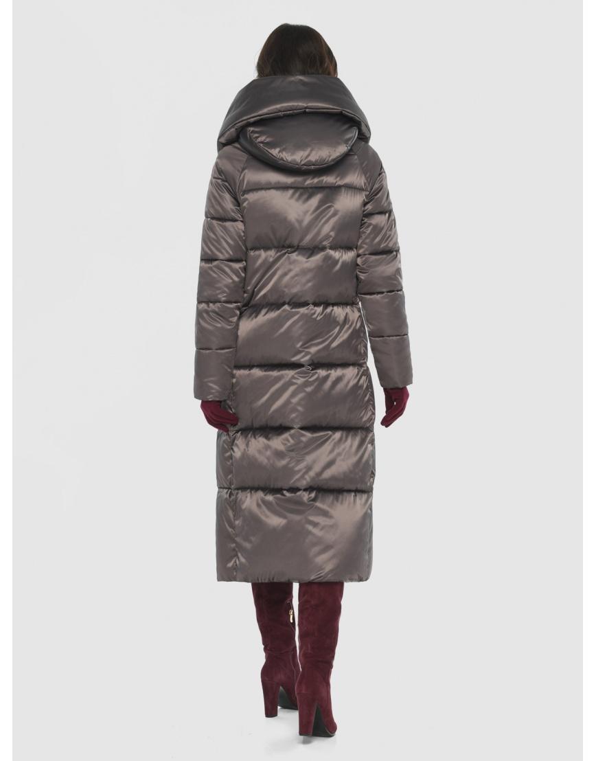 Куртка Vivacana люксовая капучиновая женская 9150/21 фото 4