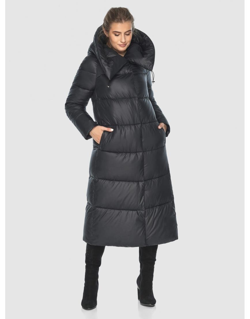 Куртка практичная женская Ajento чёрная 21550 фото 2