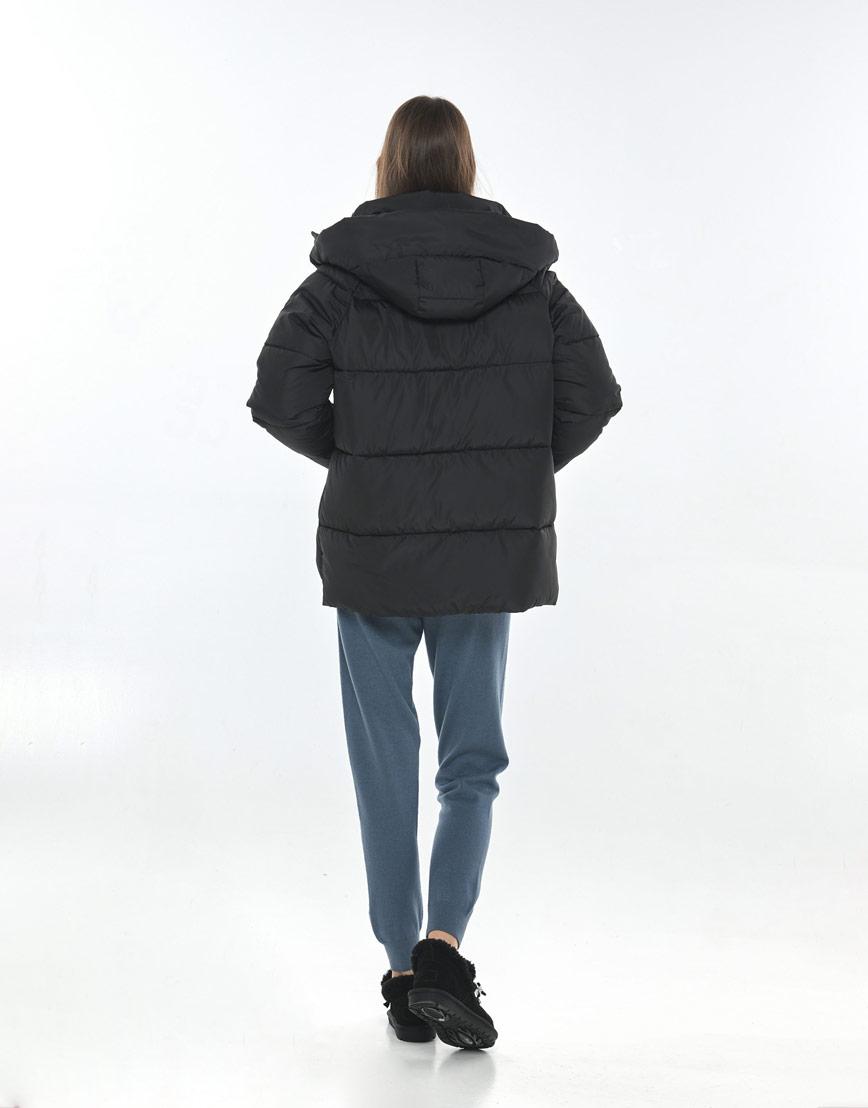 Чёрная куртка Vivacana на подростка-девочку 7354/21 фото 3
