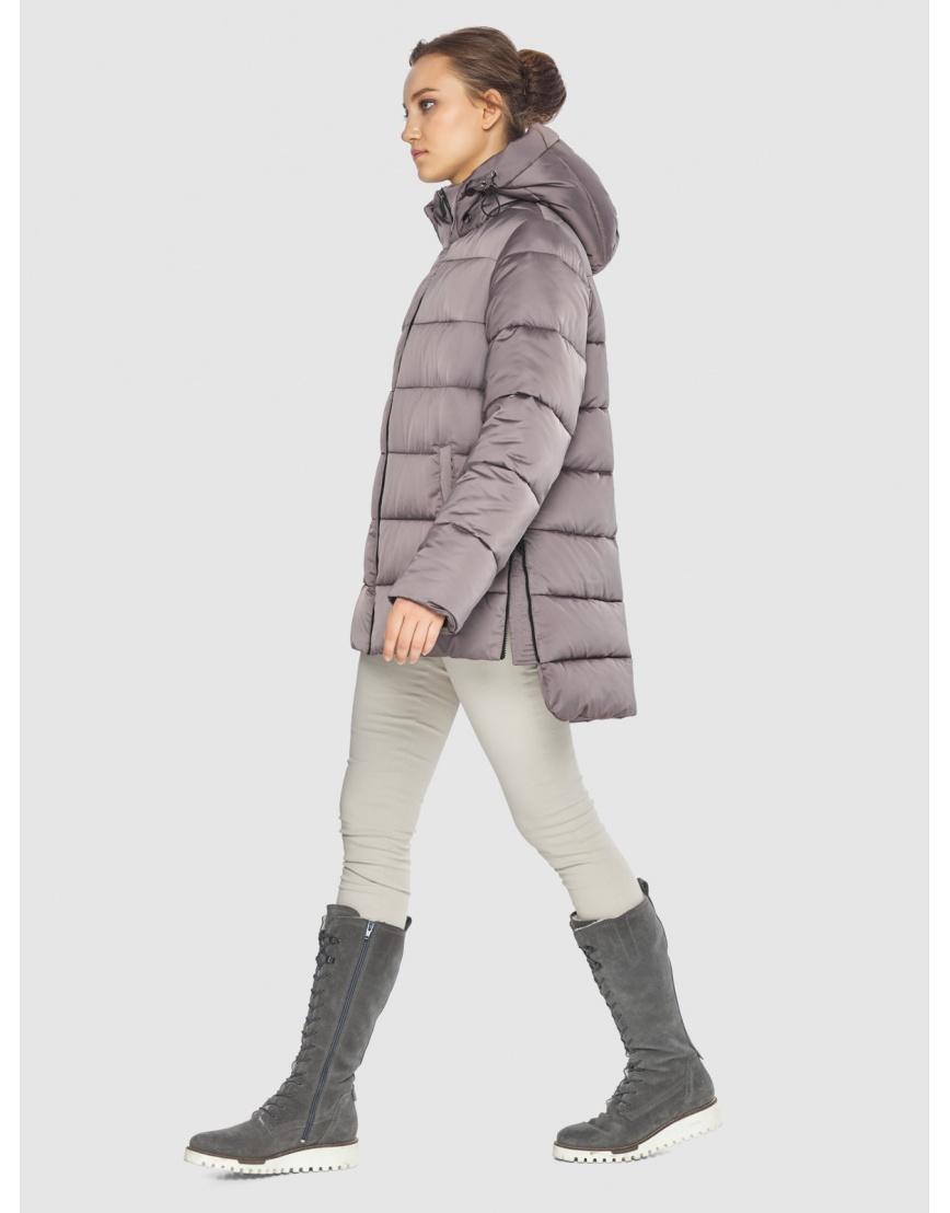 Женская пудровая курточка Wild Club стильная 526-85 фото 1