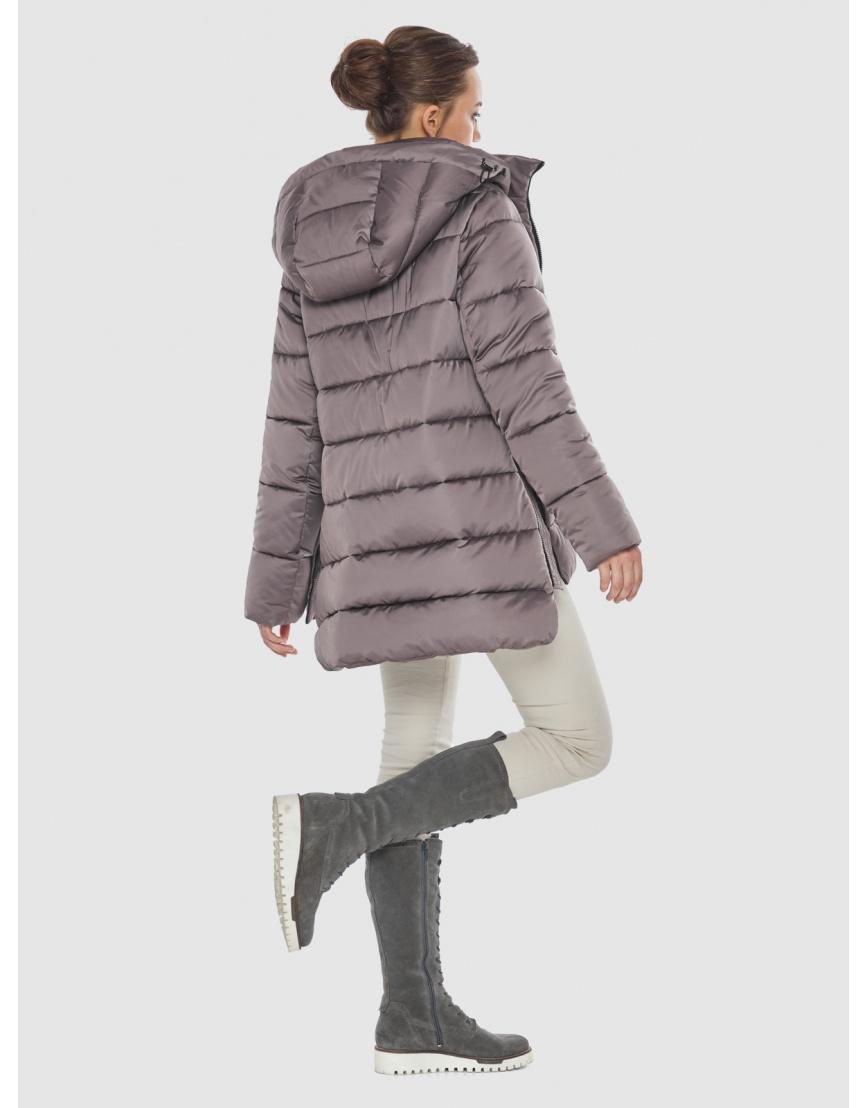 Женская пудровая курточка Wild Club стильная 526-85 фото 4