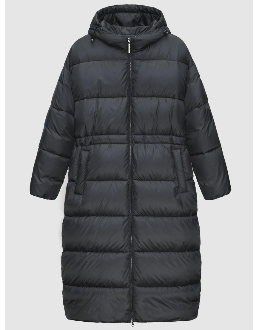 Куртка длинная женская Braggart серая зимняя 200030 фото 1