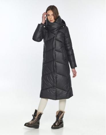 Зимняя женская куртка Wild Club чёрная 514-35 фото 1