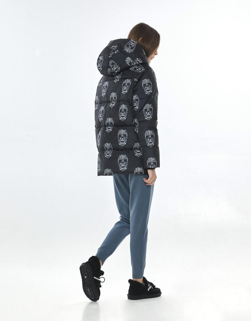 Подростковая куртка с рисунком практичная Vivacana 7354/21 фото 3