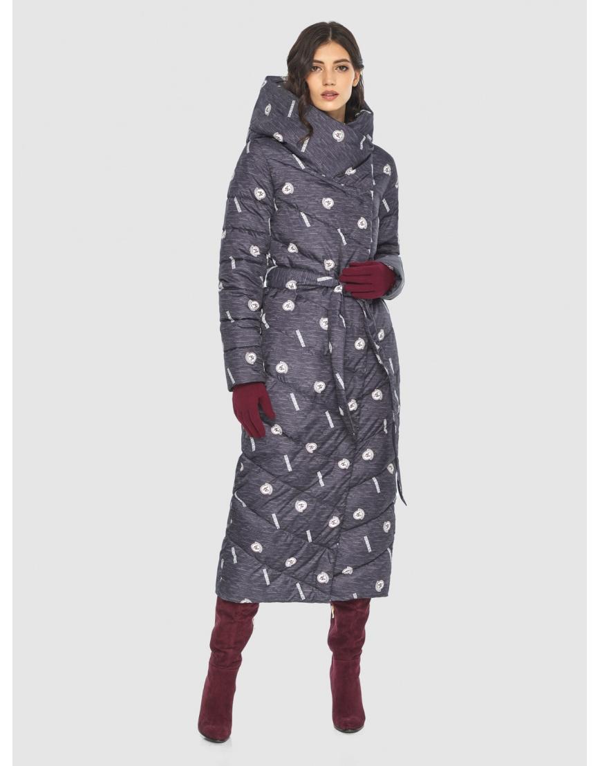 Оригинальная женская куртка с рисунком Vivacana 9405/21 фото 2