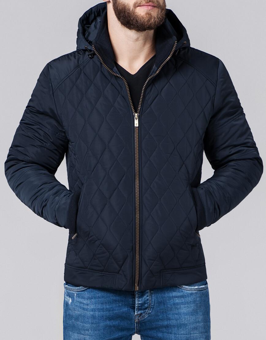 Куртка удобная синяя Braggart Evolution модель 2686 оптом