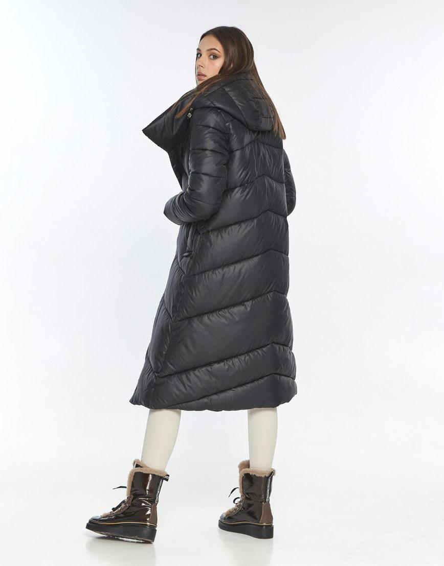 Зимняя женская куртка Wild Club чёрная 514-35 фото 3