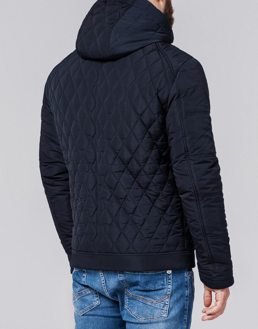 Стильная темно-синяя куртка Braggart Evolution модель 2686 оптом