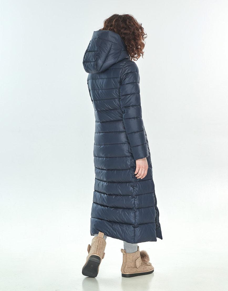 Куртка синяя женская Moc фирменная M6210 фото 3