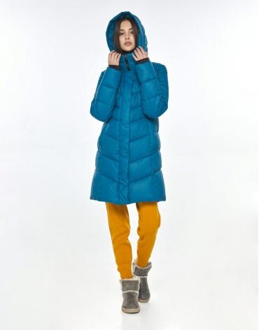 Модная аквамариновая куртка Vivacana для подростка 7821/21 фото 1