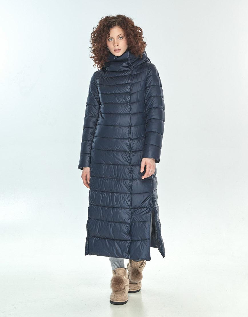 Куртка синяя женская Moc фирменная M6210 фото 1