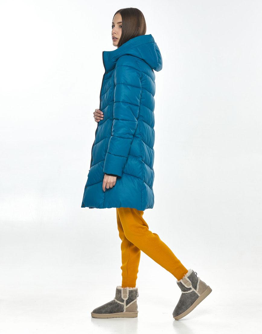 Модная аквамариновая куртка Vivacana для подростка 7821/21 фото 3