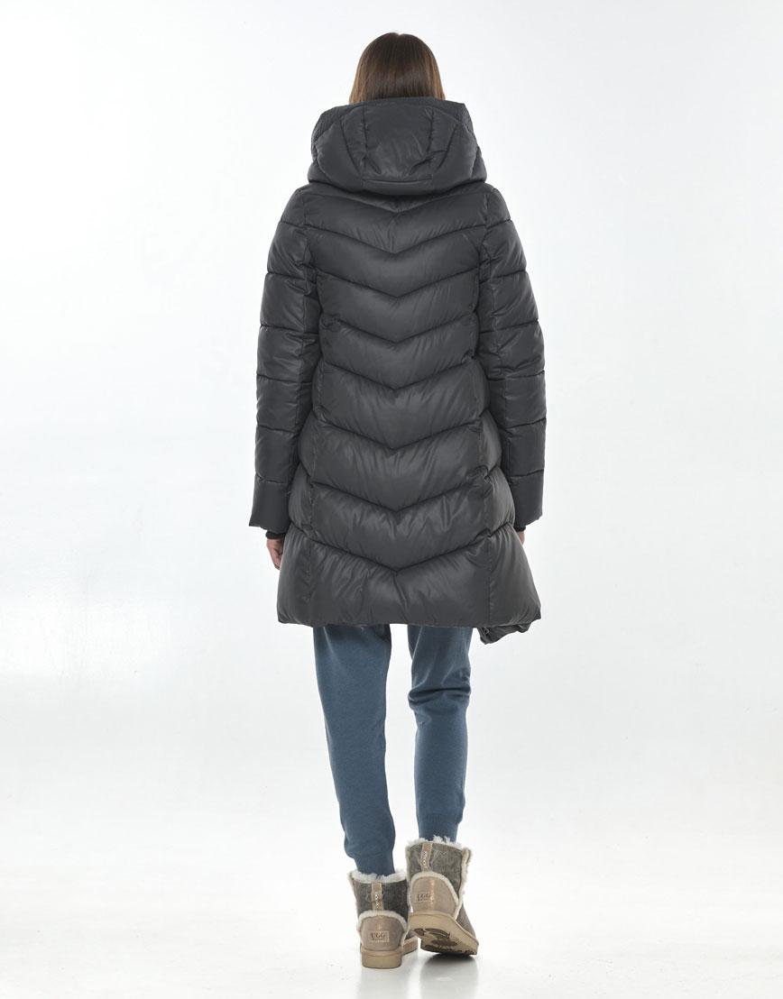 Фирменная куртка Vivacana серая подростковая 7821/21 фото 3