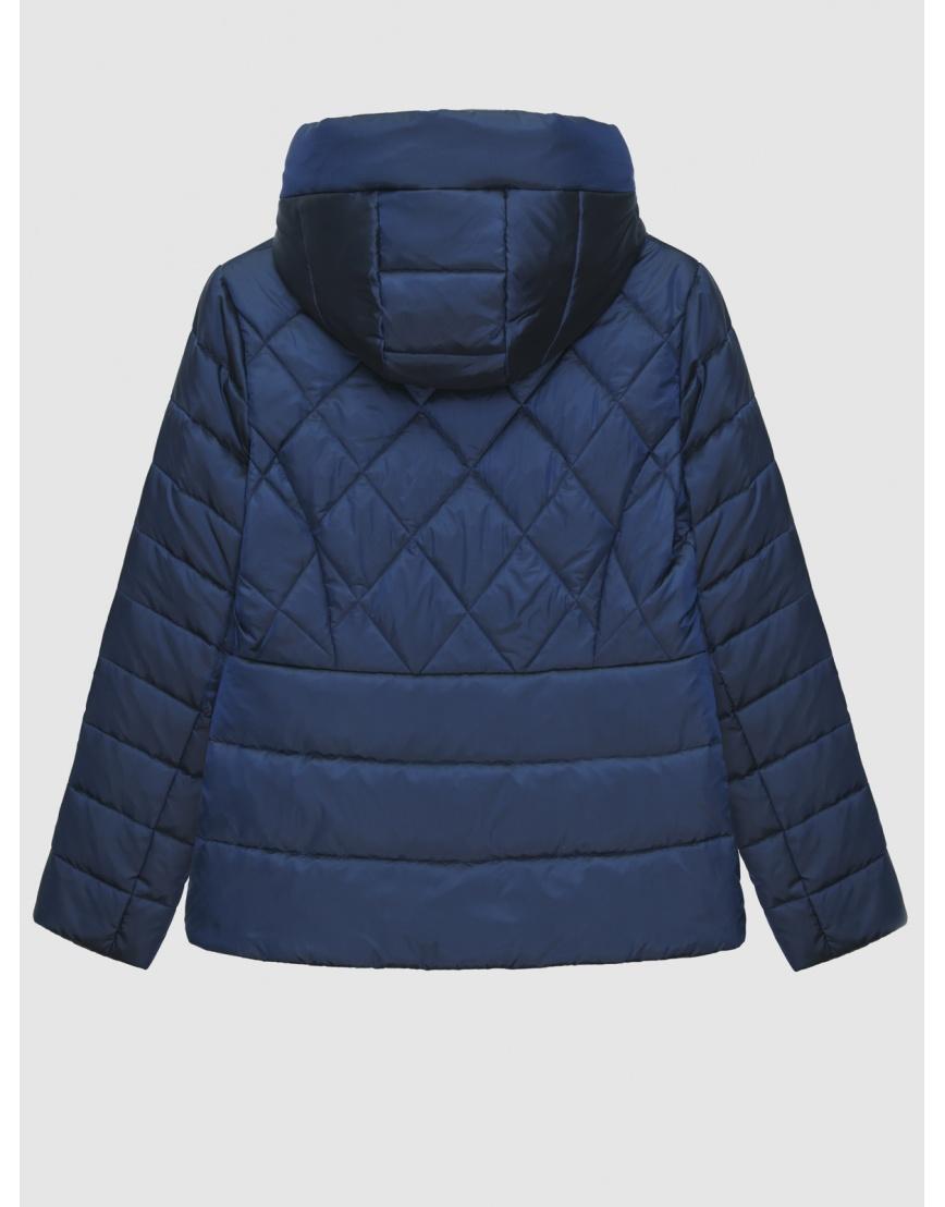 48 (M) – последний размер – куртка короткая женская Braggart синяя осенне-весенняя 200033 фото 2
